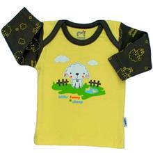 Adamak Sheep Baby T Shirt With Long Sleeve