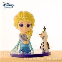 عروسک فروزن پرنسس السا و اولاف 2 | FROZEN Princess ELSA & OLAF Figures