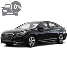 Hyundai Sonata LF 2017 Automatic Hybrid Car