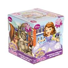 Cardinal Sofia The First Puzzle 24 Pcs