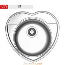 سینک توکار فرامکو مدل 15