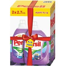Persil Lavender Washing Liquid 2700gr Pack Of 2