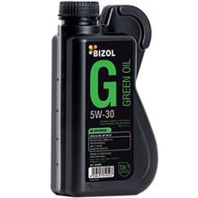روغن موتور خودرو بيزول مدل Green 5W-30 ظرفيت 1 ليتر