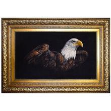 تابلو فرش طرح عقاب کد 12071