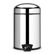 Brabantia Retro 361203 Waste Bin - Capacity 5 Litre
