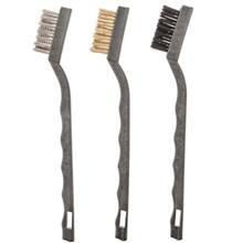 Verga 011116 Mini Wire Brush Set 3PCS