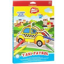 بسته مدل سازي اريش کراوزه مدل Taxi Patrol