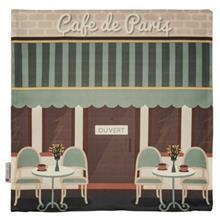 کاور کوسن ینیلوکس مدل Cafe De Paris
