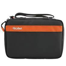 Rollei Bag Orange Black ActionCam