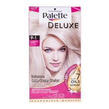 کيت رنگ مو پلت سري Deluxe مدل Diamond Blond شماره 1-9