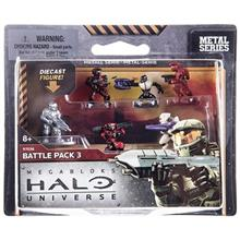 Mega Bloks Halo Minifigures Metal Series 97036