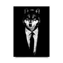 پوستر ونسونی طرح Mr Wolf سایز 50x70
