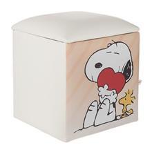 جلو مبلي کودک پينک مدل Snoopy
