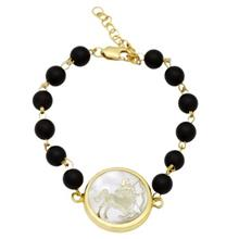 Mahak MB0124 Gold Bracelet