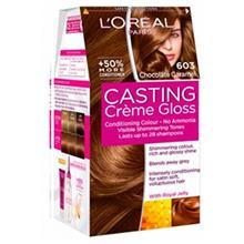 کيت رنگ مو لورآل شماره Casting Creme Gloss 603
