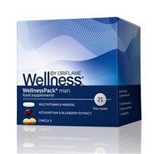 ORIFLAME WellnessPack Man