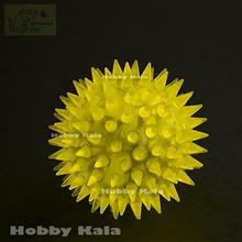 توپ پلاستیکی چراغدار زرد| Lighting Plastic BALL Yellow