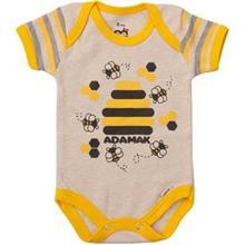 زير دکمه دار آستين کوتاه آدمک مدل Bee