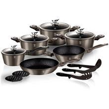 Berlinger Haus BH-12 Cookware Set 15 Pieces