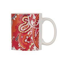 Laico Vivana Paisley Ceramic Mug