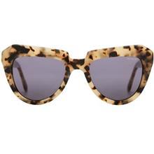 Komono Stella Ivory Demi Sunglasses