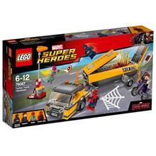 Super Heroes Tanker Truck Takedown 76067 Lego