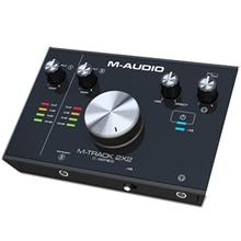 کارت صداي استوديو ام-آديو مدل M-Track 2x2
