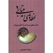 کتاب لحظه هاي بي تابي اثر فرهاد عابديني - جلد دوم