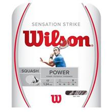 Wilson Sensation Strike Squash Racket String