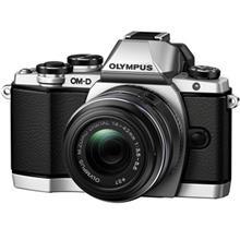 Olympus OM-D E-M10 with 14-42mm Lens Digital Camera