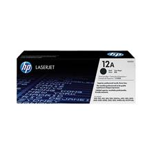 (HP Original Laserjet Toner Cartridge Black 12A (Q2612A