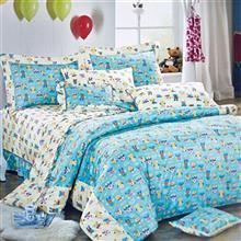 سرويس خواب کودک دريم مدل Love Bear سايز 100x130