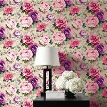 Wallquest AG90001 Villa Rosa Album Wallpaper