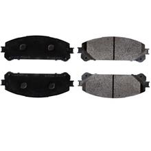Toyota Genuine Parts 04465-48150 Front  Brake Pad