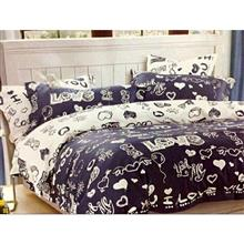 Winky 3012 2Persons 6 Pieces Bedsheet