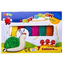Arya 1047 Play Dough 7 Colours