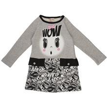 لباس دخترانه موشی مدل 16S1-045