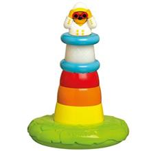 Tomy Stack N Play Lighthouse Educational Kit