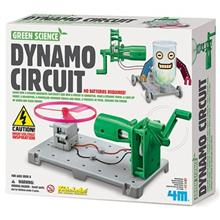 4M Dynamo Circuit Board Educational Kit