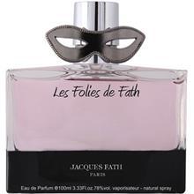 ادو پرفیوم زنانه ژاک فت مدل Les Folies De Fath حجم 100 میلی لیتر