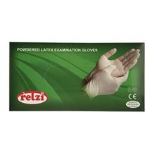 دستکش يکبار مصرف رتزي کد 2030 - بسته 100 عددي