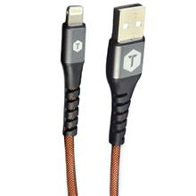 Tough Tested TT-PC8-IP5 USB To Lightning Cable 2.4m