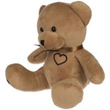 عروسک پاليز مدل Heart Bear In The Chest ارتفاع 24 سانتي متر