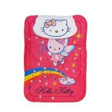 تشک تعویض بالش دار دلفین طرح سرخابی کیتی Dolphin Magenta Kitty Changing Mattress with Pillow