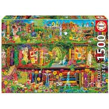Educa The Garden Shelf 1500 Pcs Puzzle