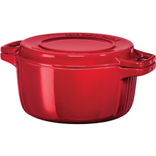 KitchenAid KCPI60CRER Professional Cast Iron