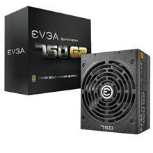 EVGA SuperNOVA 750 G2 80 PLUS Gold Computer Power Supply