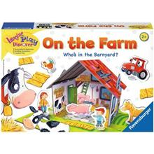 Ravensburger On The Farm Educational Game