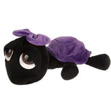 عروسک پاليز مدل Turtle With Violet Tie طول 31 سانتي متر