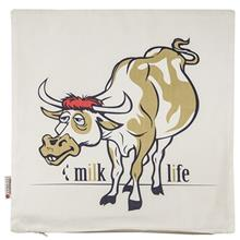 Yenilux Cow Cushion Cover